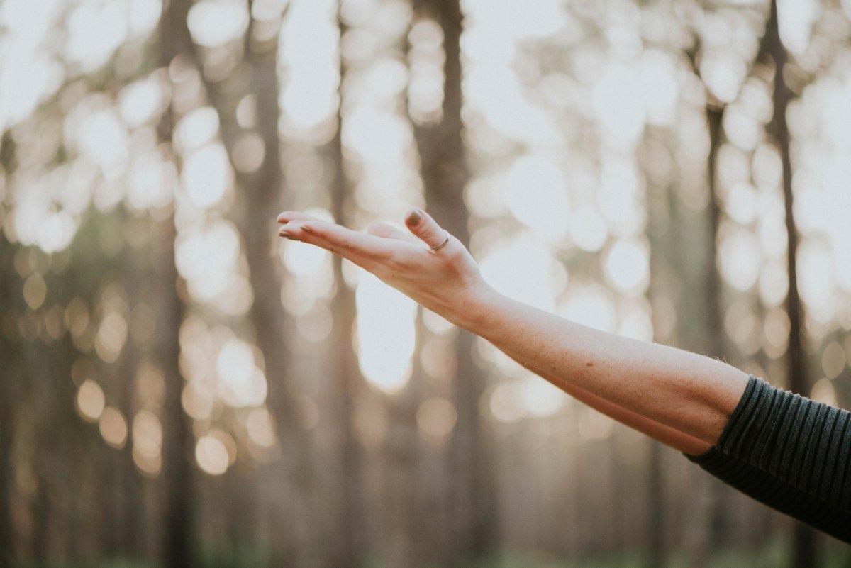 yoga arm